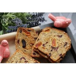 Džiovinta duonelė su vaisiais ir sėklomis 300 g