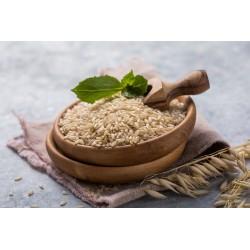 Ekologiški rudieji Basmati ryžiai 500 g